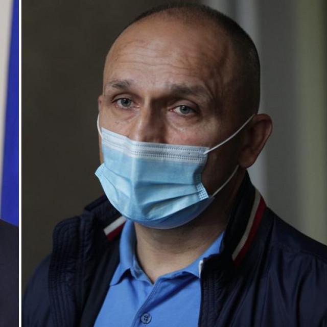 Mario Banožić i Ivan Anušić