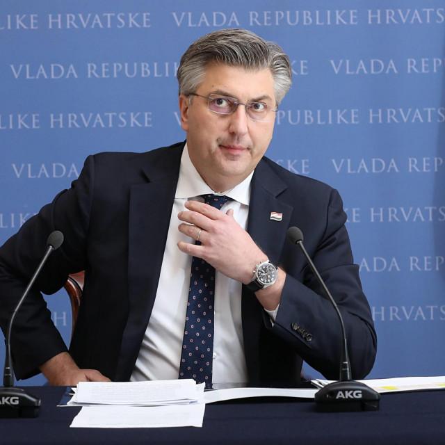 Prvo odredište premijera Plenkovića bit će sjedište NATO-a, a s glavnim tajnikom Saveza <strong>Jensom Stoltenbergom</strong>