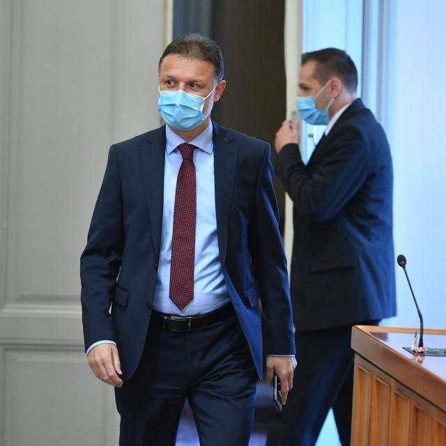 Predsjednik Hrvatskog sabora Gordan Jandroković
