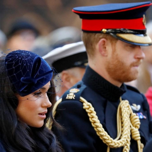 Meghan Markle i princ Harry