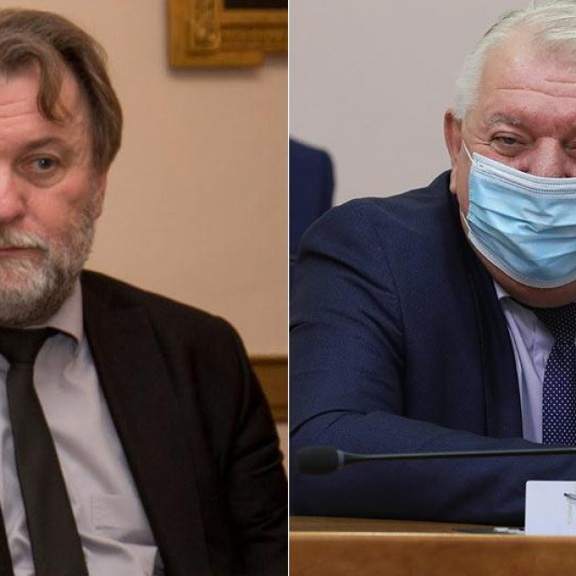Darko Žužak i Josip Đakić