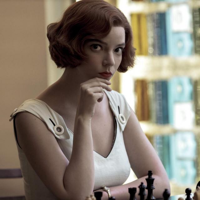 "Anya Taylor-Joy u Netflixovoj uspješnici ""Damin gambit"""