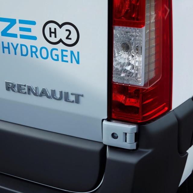 Renault na vodik