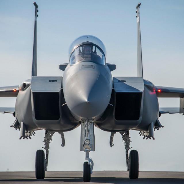 Borbeni avion F-15EX