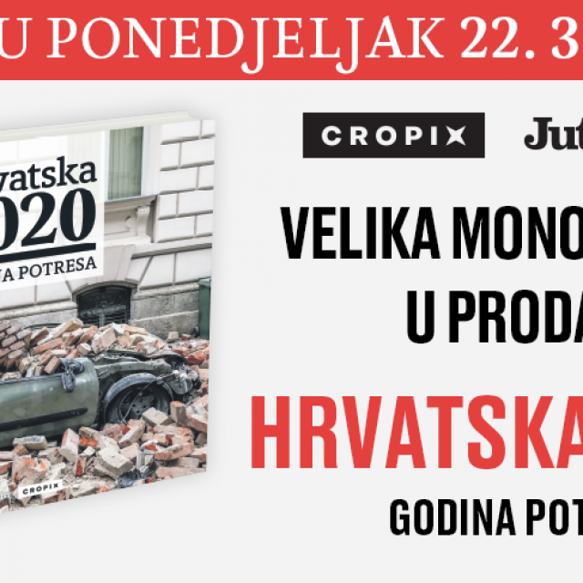HRVATSKA 2020. GODINA POTRESA