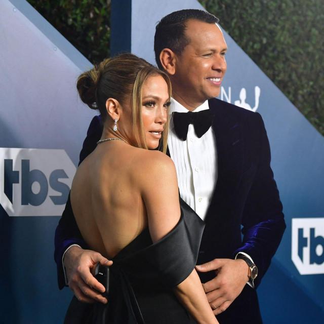 Jennifer Lopez i Alex Rodriguez