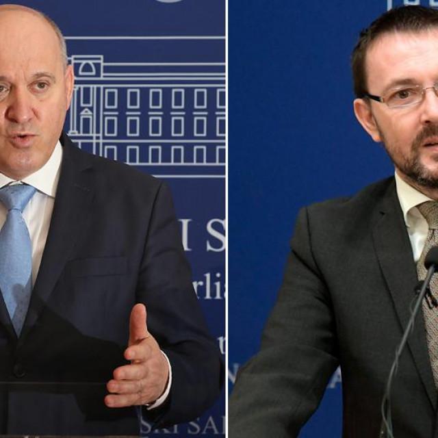 Branko Bačić; Arsen Bauk
