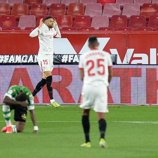 Youssef En-Nesyri slavi gol