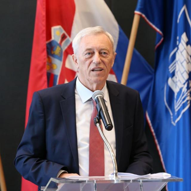 Stjepan Kožić, župan Zagrebačke županije