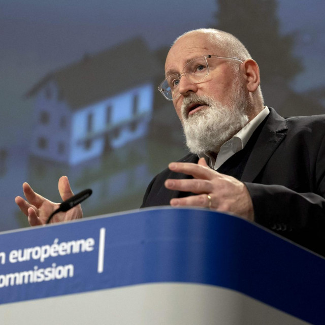 Povjerenik zadužen za Europski zeleni plan osvrnuo se i na reformu klimatske politike u EU
