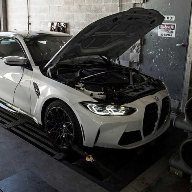 Dyno test BMW M4