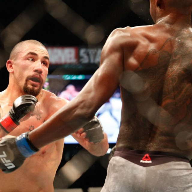 Robert Whittaker vs. Israel Adesanya