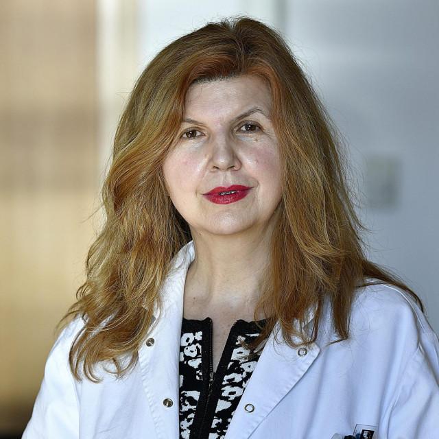 Jasmina Vraneš,<strong></strong>voditeljica Službe za kliničku mikrobiologiju