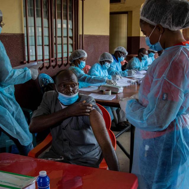 Bolnice N'zerekore u Gvineji