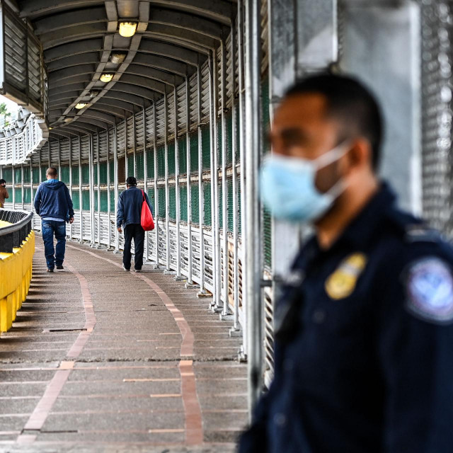 Prizor s granice s Meksikom