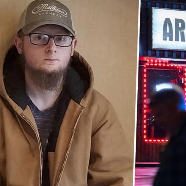 Osumnjičeni za ubojstva Robert Aaron Long