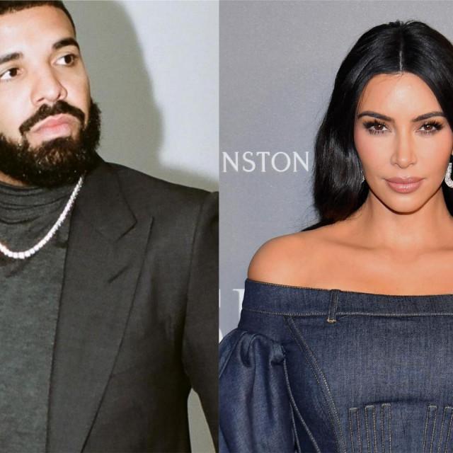 Drake i Kim Kardashian