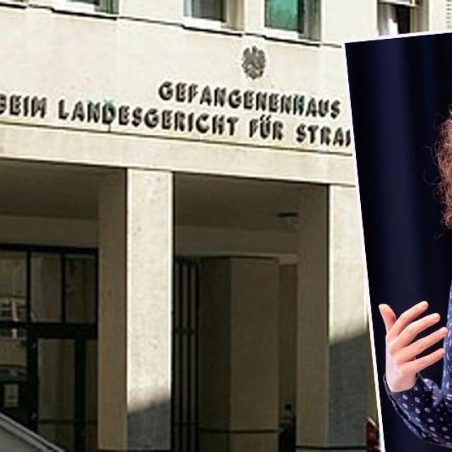 Josefstadt zatvor u Beču i Berivan Aslan