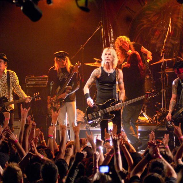 20 godišnjica Guns N' Rosesovog 'Appetite for Destruction'