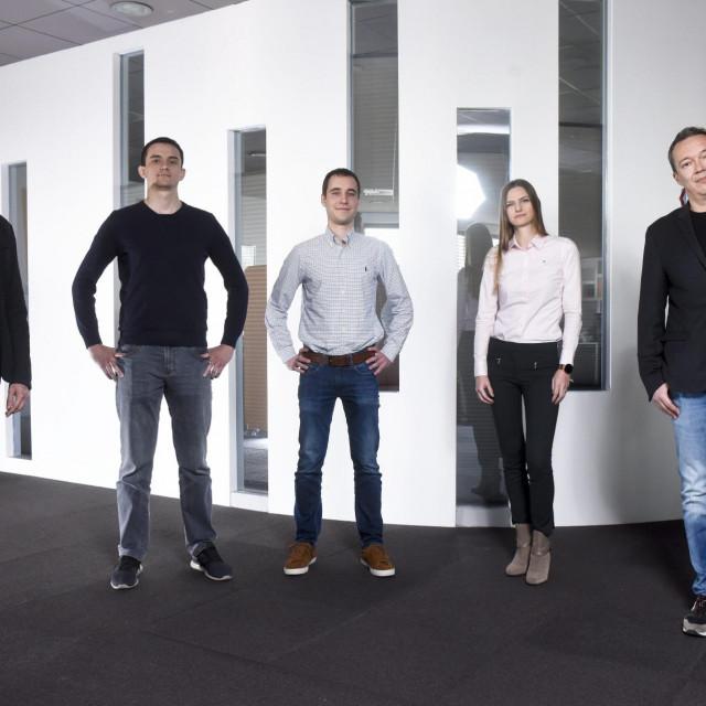Borna Bejuk, Karlo Brajdić, Josip Džaja, Andrea Pirša Ilić i Boris Gotovac
