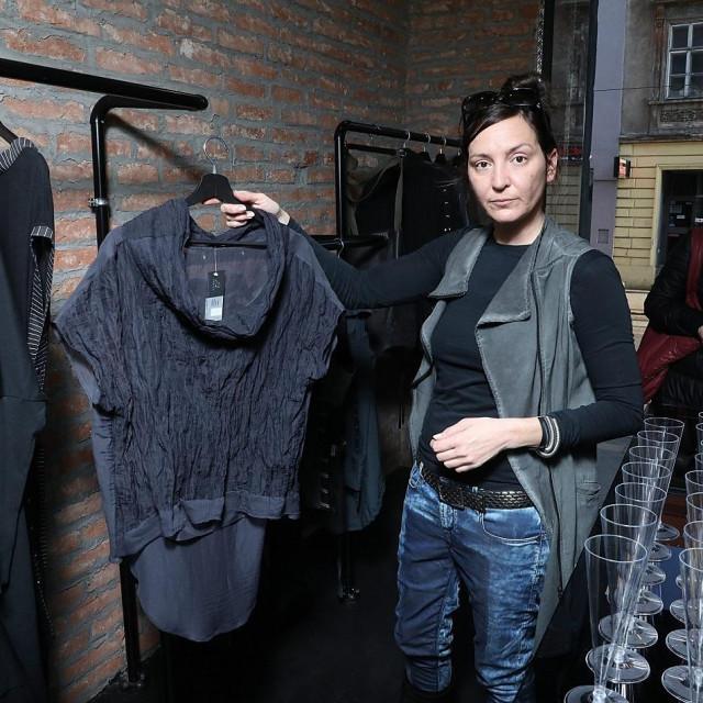 Dizajnerica Ana Volarević svaki komad predstavit će kupcima osobno