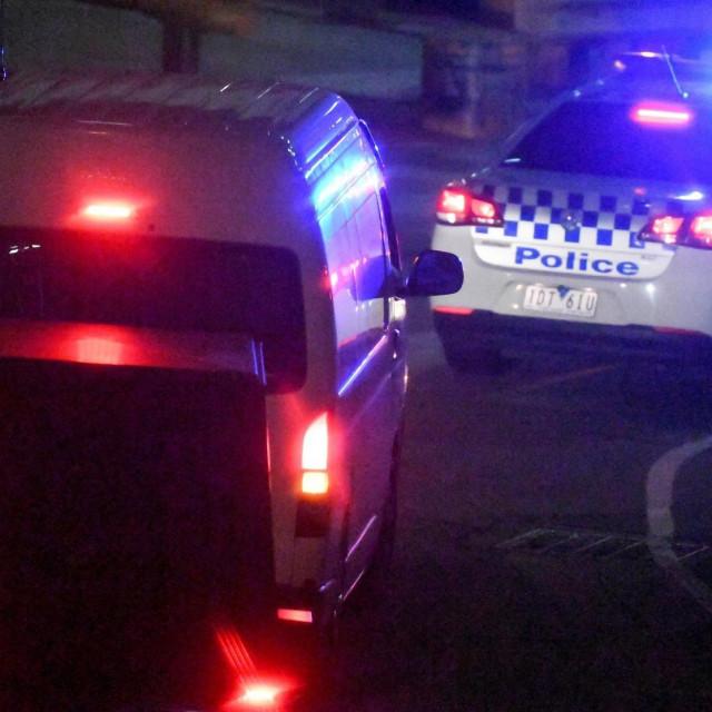 Policija u Australiji, ilustracija