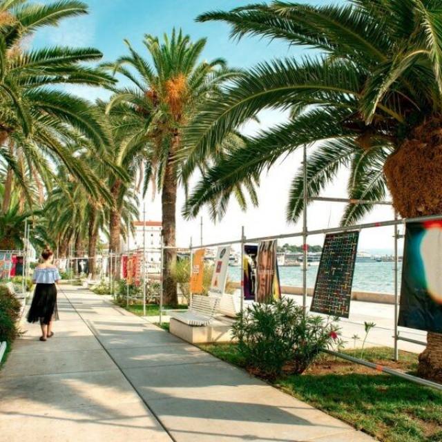 Split, Izložba Tolarancija