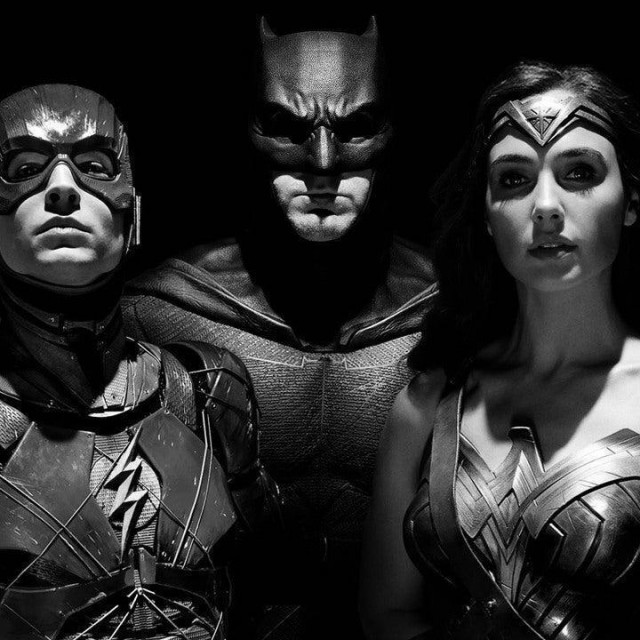 Scena iz filma Justice League