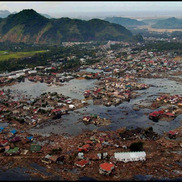 Tsunami u Indoneziji, 26.12.2004.