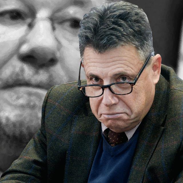 Đuro Sessa, Vladimir Šeks