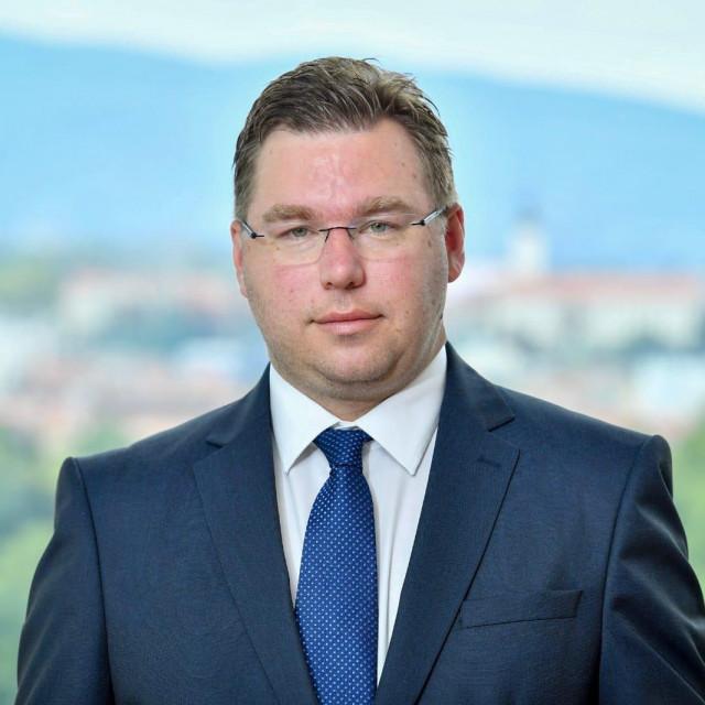 Marko Pavić, predsjednik Odbora za regionalni razvoj i fondove EU Hrvatskoga sabora
