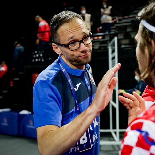 Uvijek je dobro u momčadi imati pobjednički gen poput Čupićeva, kaže Cveba mlađi