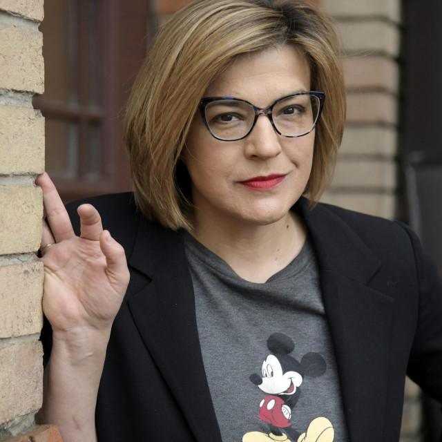Dora Ruždjak Podolski, kazališna redateljica, profesorica na ADU