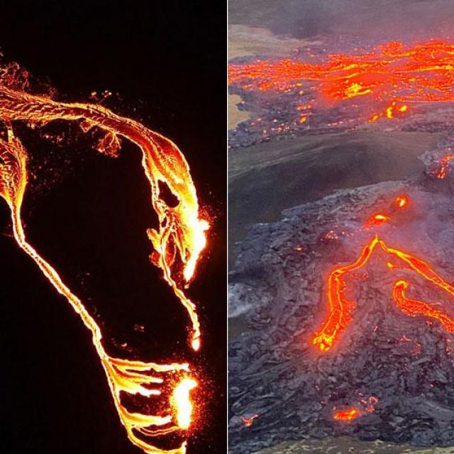 Vulkan na Islandu