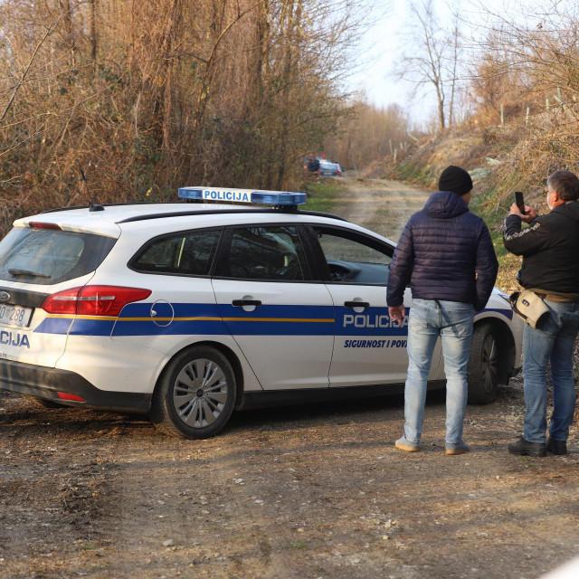 Tijelo mrtve osobe pronađeno je u rijeci Bednji