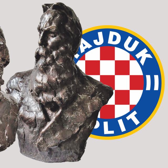 Hajduk, biste