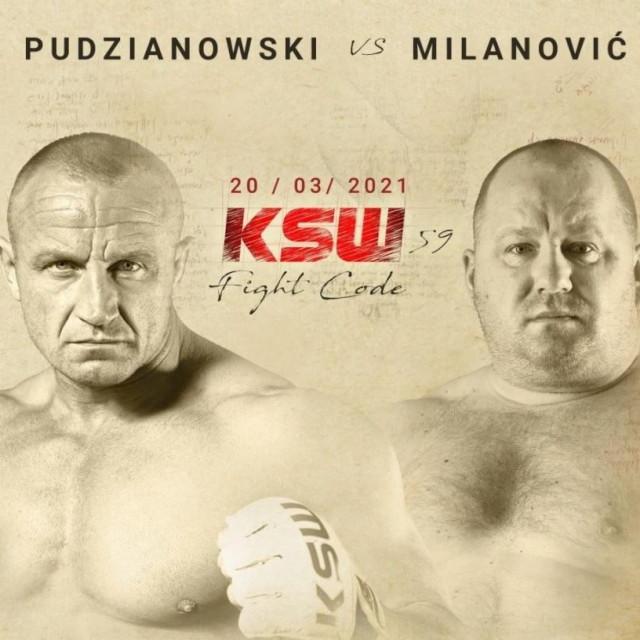 Pudzianowski vs. Milanović