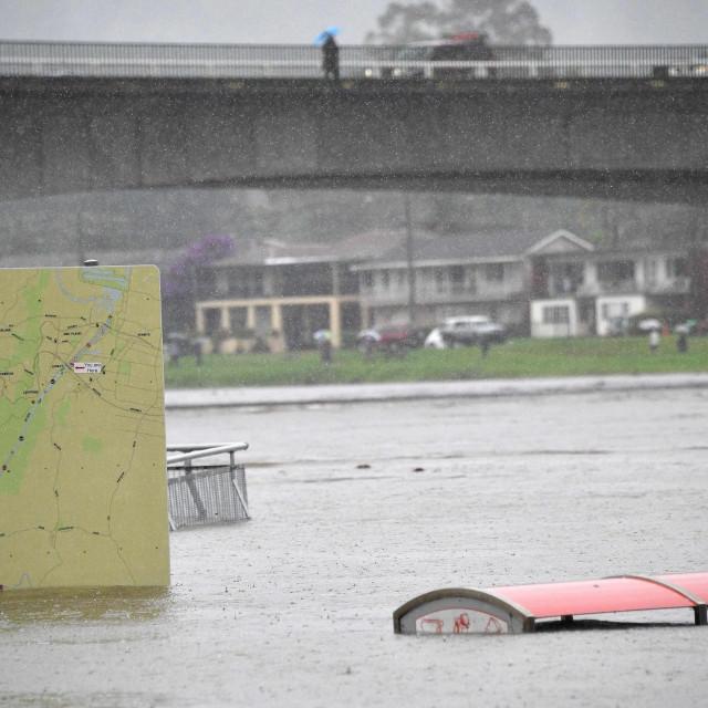 Poplave u Sydneyju