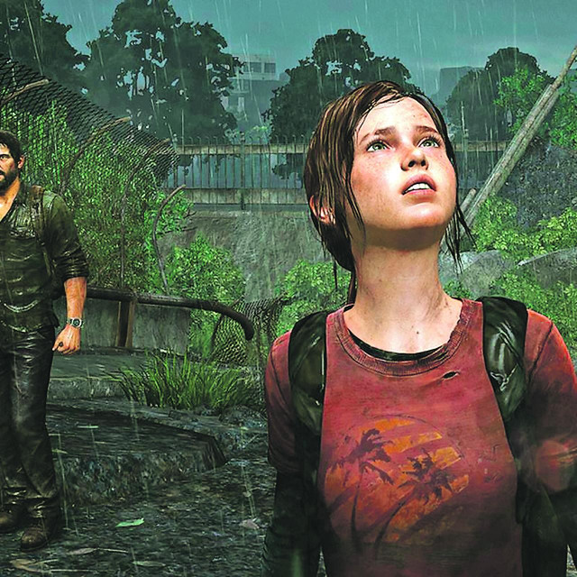 Iz videoigre 'The Last of Us'