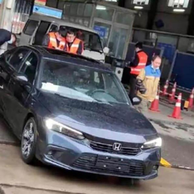 Nova Honda Civic