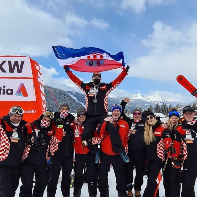 Sezona za pamećenje - Filip Zubčić i njegova ekipa imaju razloga za slavlje