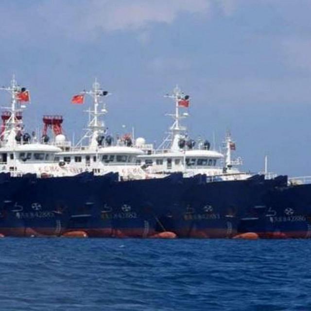 Kineski brodovi