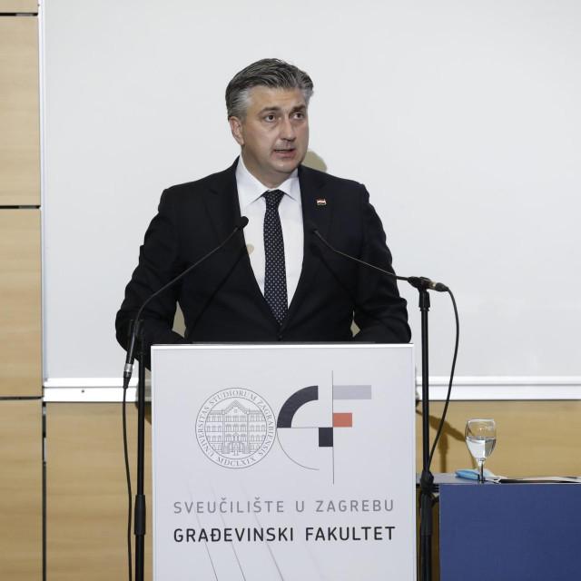 Svečano otvorenje 1. Hrvatske konferencije o potresnom inženjerstvu 1CroCEE.