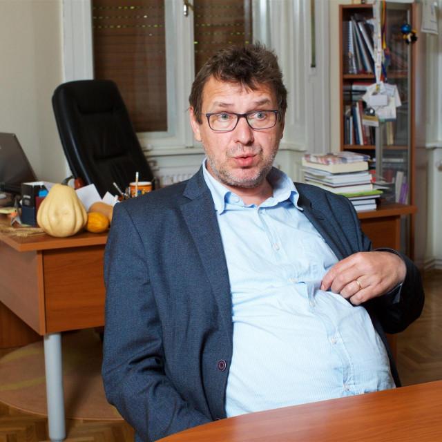 Tomislav Žigmanov, predsjednik DSHV
