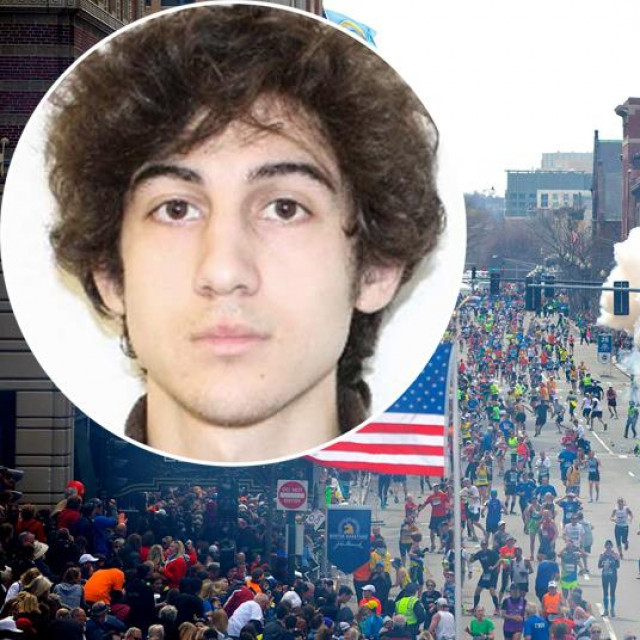 'Bostonski bombaš' Džohar Cernajev