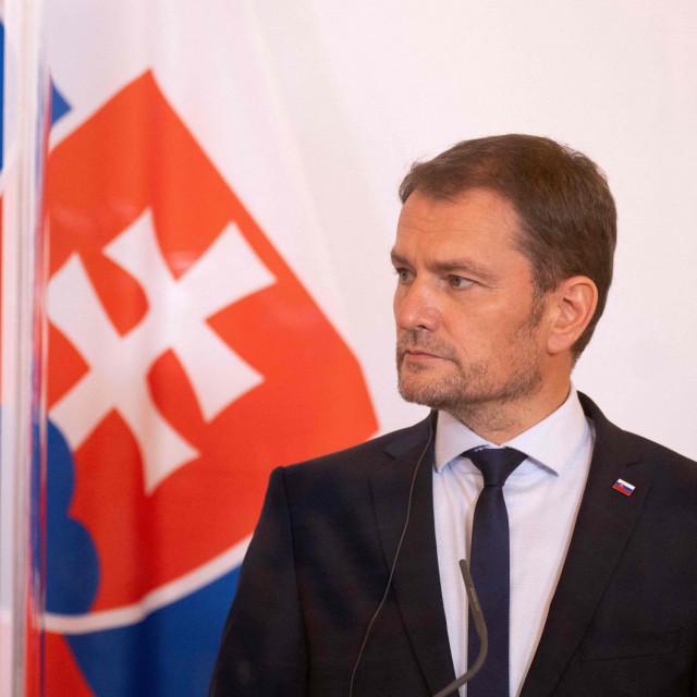 Igor Matovič, premijer Slovačke