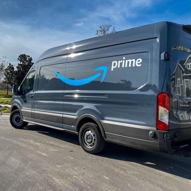 Amazon dostava