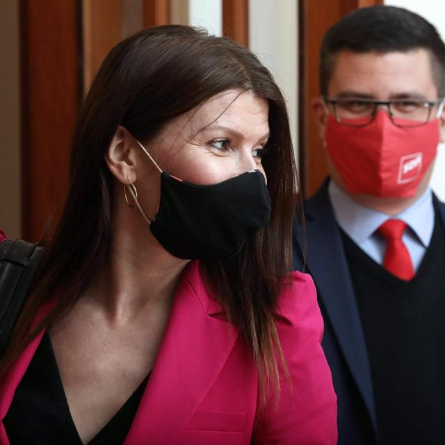 Sabina Glasovac, Domagoj Hajduković