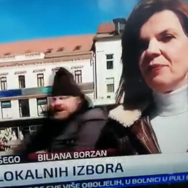 Napad na Biljanu Borzan
