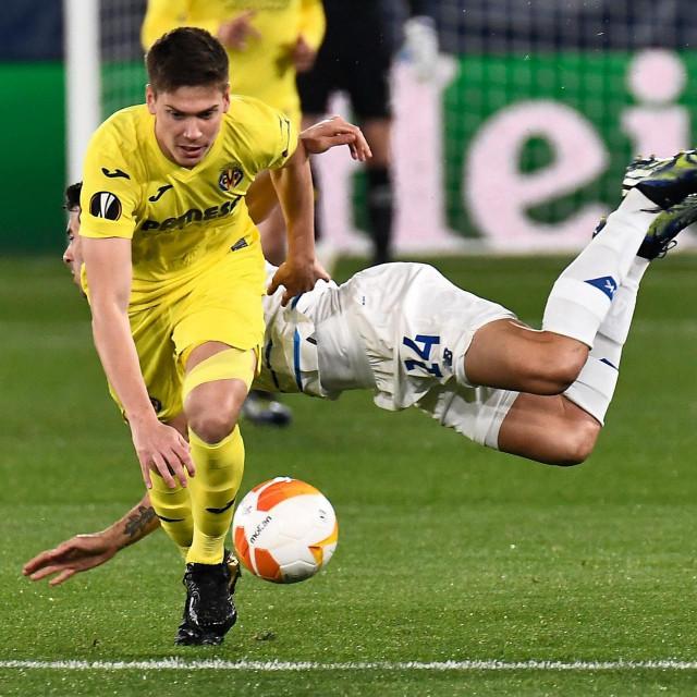 Villarreal je u osmini finala izbacio kijevski Dinamo